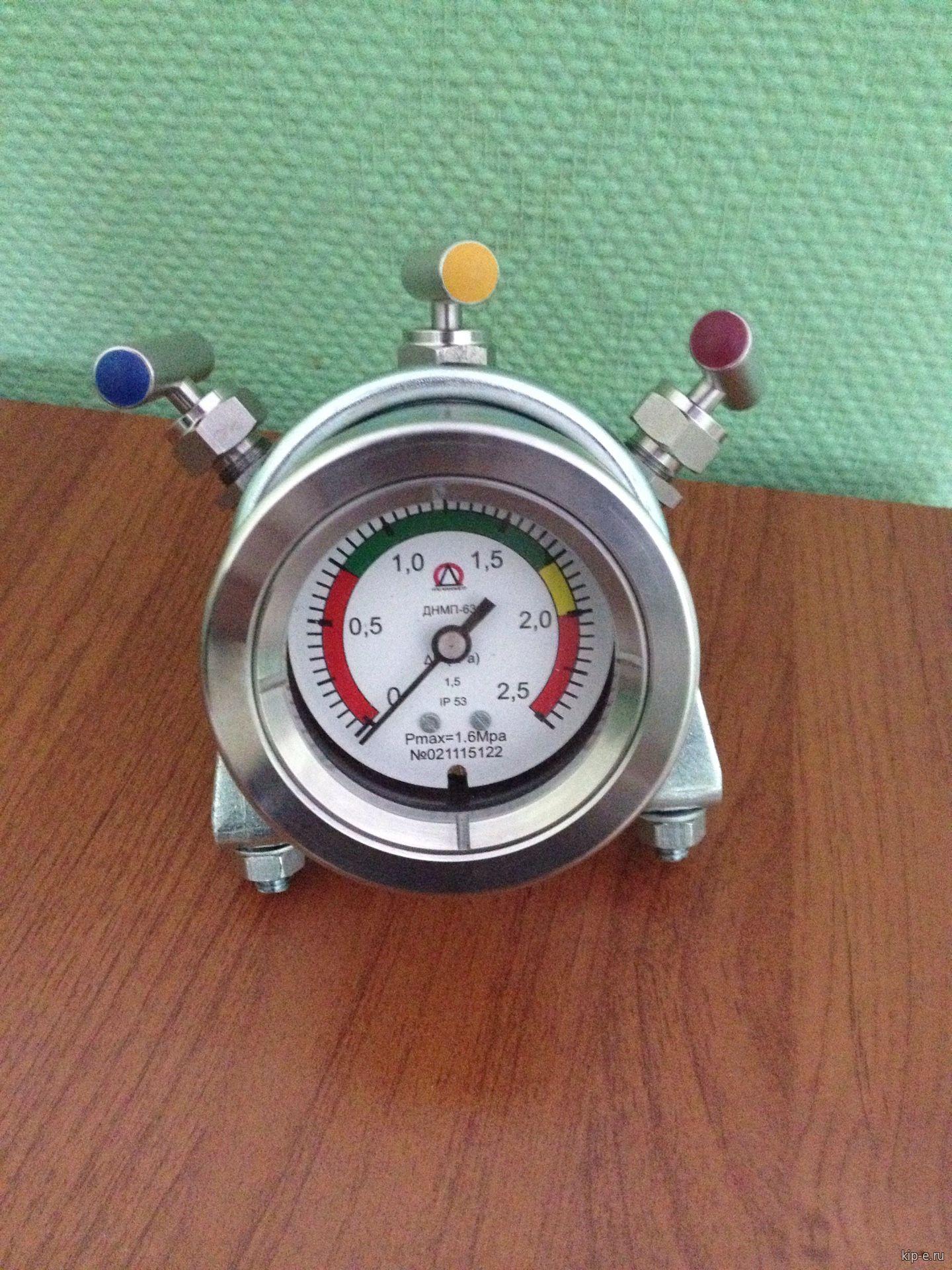 ДНМ-80 дифманометр-напоромер